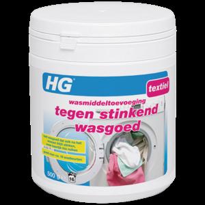 HG HG wasmiddeltoevoeging tegen stinkend wasgoed