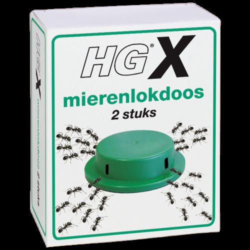 HG HGX mierenlokdoos 2 stuks