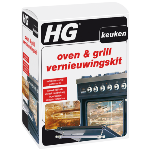 HG HG oven & grill vernieuwingskit