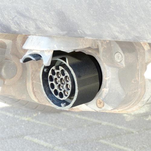 Carpoint Adapter 7p stekker naar 13p doos 12V