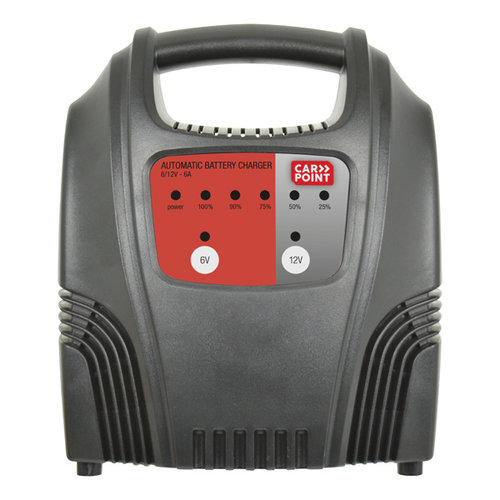 Carpoint Acculader 6A