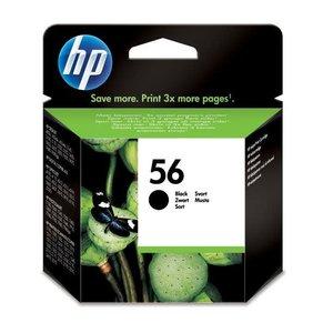 HP Hewlett-Packard HP No. 56 Zwart 19ml (Origineel)