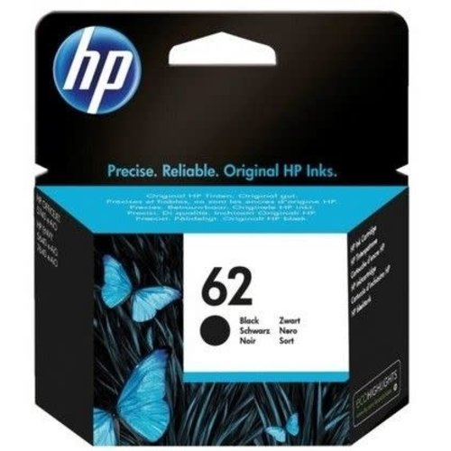 HP Hewlett-Packard HP No. 62 Zwart 4ml (Origineel)