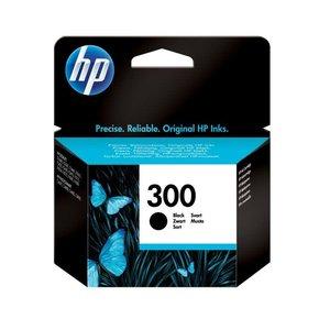 HP Hewlett-Packard HP No.300 Zwart 4ml (Origineel)
