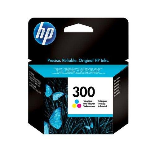 HP Hewlett-Packard HP No.300 Kleur 4ml (Origineel)