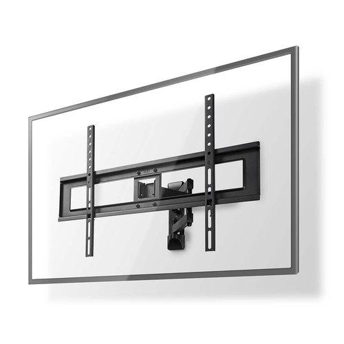 """nedis Full-Motion TV-muurbeugel / 37 - 70"""" / Max. 35 kg / 3 scharnierpunten"""