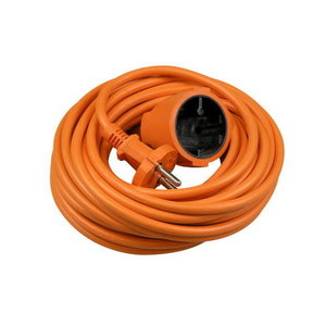 VB Extend Verlengsnoer 10 meter 2x1mm H05VV-F oranje