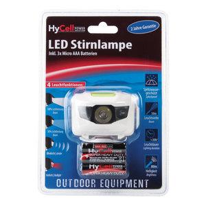 HyCell Ansmann LED hoofdlamp