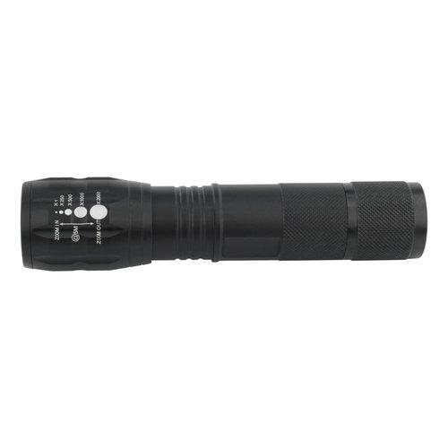 HyCell Ansmann zaklamp Aluminium Zoom Flashlight 5W