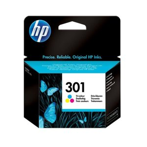 HP Hewlett-Packard HP No.301 Kleur 3ml (Origineel)