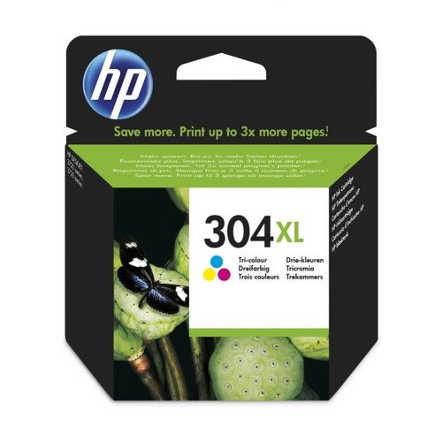 HP Hewlett-Packard HP No.304XL Kleur 7ml (Origineel) N9K07AE