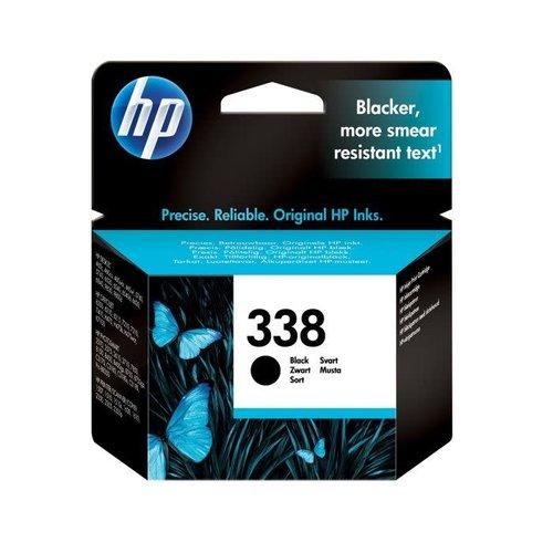 HP Hewlett-Packard HP No.338 Zwart 11ml (Origineel)