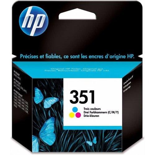 HP Hewlett-Packard HP No.351 Kleur 3,5ml (Origineel)