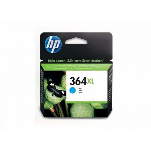 HP Hewlett-Packard HP No.364XL Cyaan 7ml (Origineel)