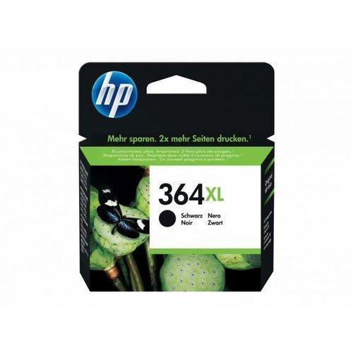 HP Hewlett-Packard HP No.364XL Zwart 18ml (Origineel)