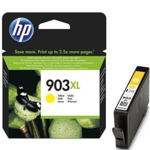 HP Hewlett-Packard HP No.903XL Geel 9,5ml (Origineel)