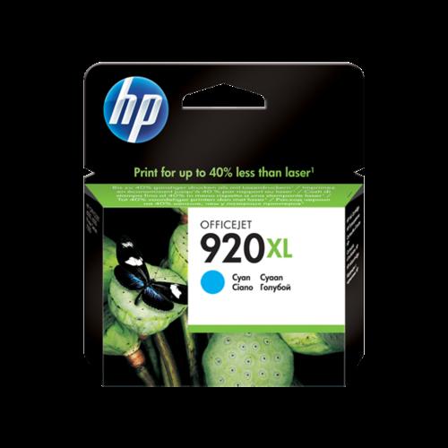 HP Hewlett-Packard HP No.920XL Cyaan 6ml (Origineel)