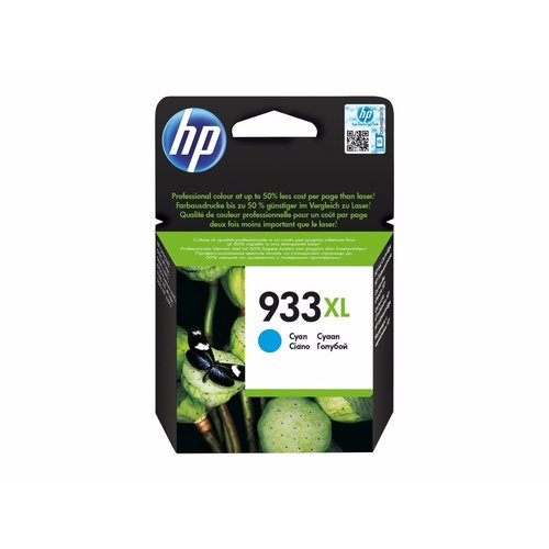 HP Hewlett-Packard HP No.933XL Cyaan 8.5ml (Origineel)