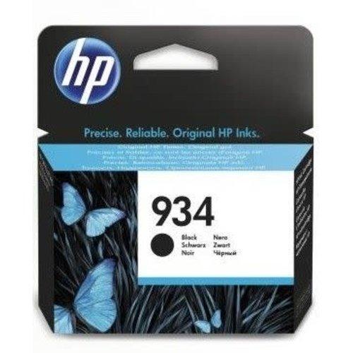 HP Hewlett-Packard HP No.934 Zwart 10,0ml (Origineel) C2P19AE