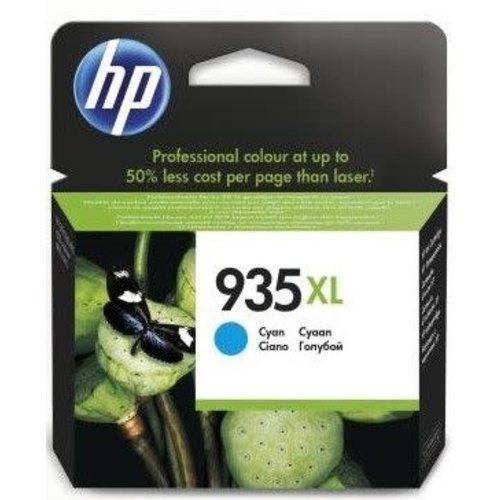 HP Hewlett-Packard HP No.935XL Cyaan 8.5ml (Origineel)