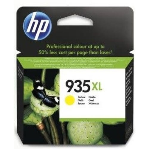 HP Hewlett-Packard HP No.935XL Geel 8.5ml (Origineel)