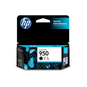 HP Hewlett-Packard HP No.950 Zwart 24,0ml (Origineel)