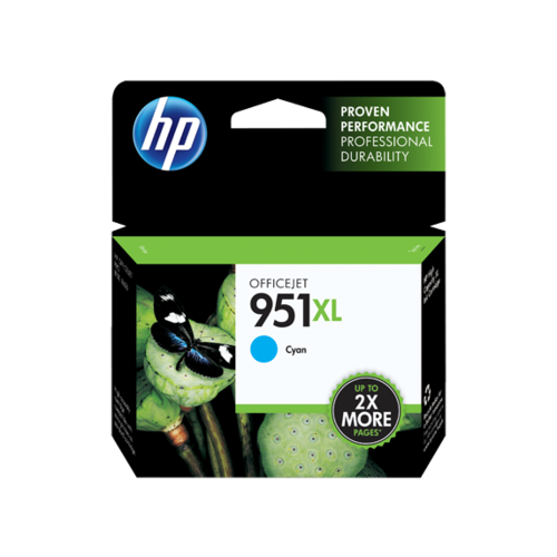 HP Hewlett-Packard HP No.951XL Cyaan 24ml (Origineel)