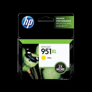 HP Hewlett-Packard HP No.951XL Geel 17ml (Origineel)