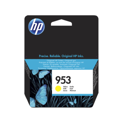 HP Hewlett-Packard HP No.953 Geel 10,0ml (Origineel) F6U14AE