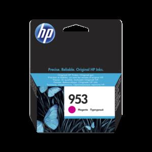 HP Hewlett-Packard HP No.953 Magenta 10,0ml (Origineel) F6U13AE