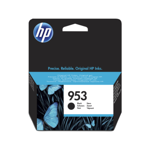 HP Hewlett-Packard HP No.953 Zwart 23,5ml (Origineel) L0S58AE