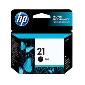 HP Hewlett-Packard HP No. 21 Zwart 5ml (Origineel)
