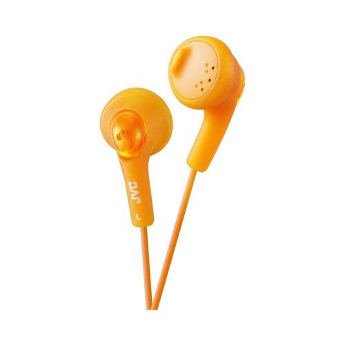 JVC Gumy In Ear Hoofdtelefoon Oranje