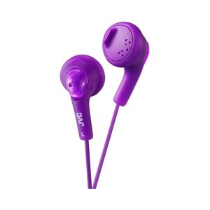 JVC Gumy In Ear Hoofdtelefoon Paars