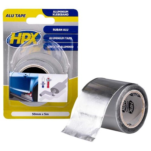 HPX aluminum tape 50mm x 5m