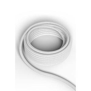 Calex Kabel Kabel wit 2x0,75mm 3m