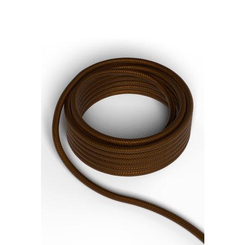 Calex Kabel Kabel bruin 2x0,75mm 3m