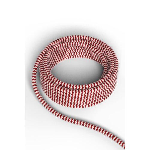 Calex Kabel Kabel rood/wit 2x0,75mm 3m