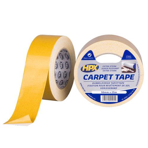 HPX Tape Tapijttape Dubbelzijdig