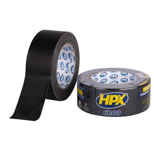 HPX Tape Pantsertape Zwart CB5025