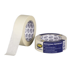 HPX Tape Afplakband 60 Graden Cremewit