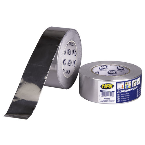 HPX Aluminium tape 50 meter