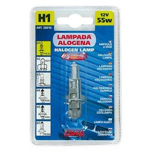 Lampa H1 lamp 12V 55 Watt