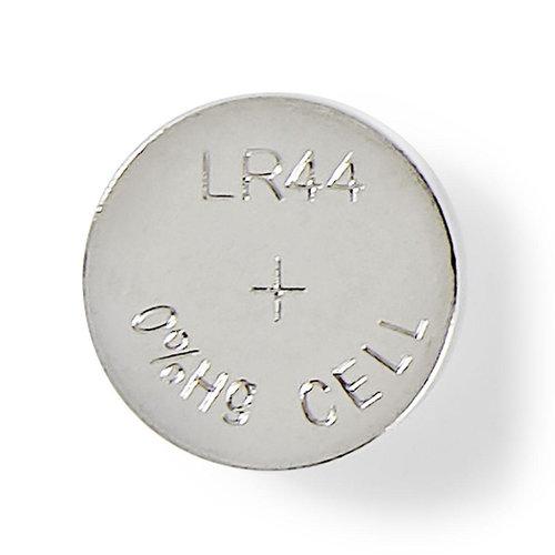 nedis Alkaline batterij LR44 / 10 stuks / Blisterkaart