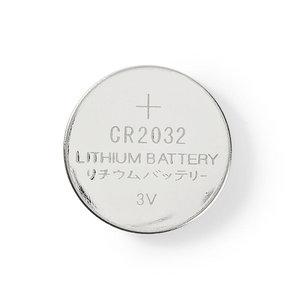 nedis Lithium knoopcel-batterij CR2032 / 3 V / 5 stuks / Blister