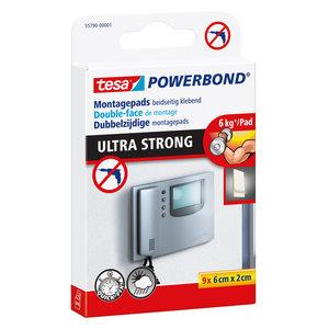 Tesa Tesa Powerbond Montagetape 55790 Pads