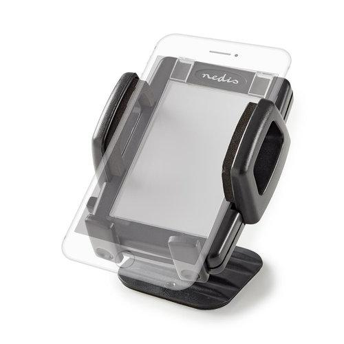 nedis Smartphone-houder voor auto / 3-in-1 / Ventilatierooster / zuignap / kleefvlak