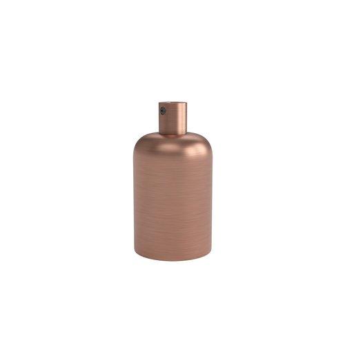 Calex Lamphouder Aluminium lamphouder mat koper