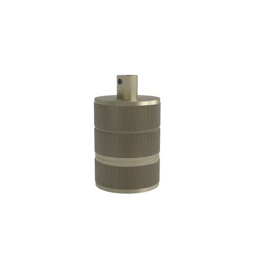 Calex Lamphouder Aluminium lamphouder, 3 rings model, mat brons