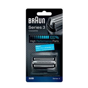 Braun Scheerblad Series 3 32B black